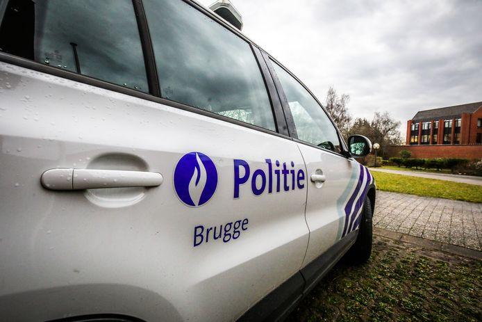 De Nederlander vluchtte weg van een controle van de Brugse politie. (illustratiebeeld)