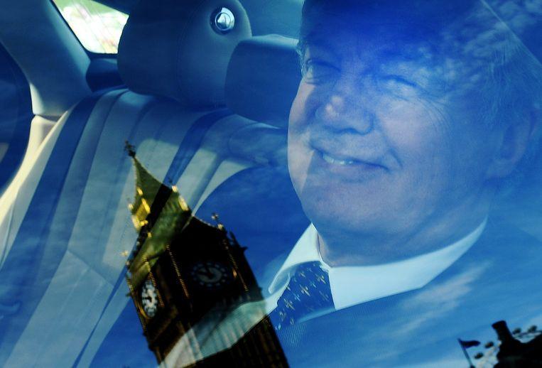 David Davis, de Britse brexitminister  Beeld EPA
