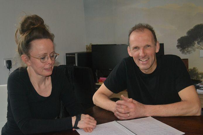 Neeltje Arts en Walther van den Broek Productieleidster en Scriptschrijver MTM