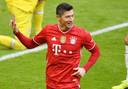 Robert Lewandowski bleek ook dit seizoen weer een doelpuntenmachine.