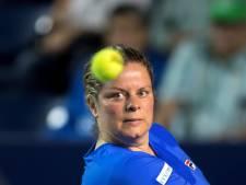 Huit invitations, et une place pour Kim Clijsters à l'US Open?