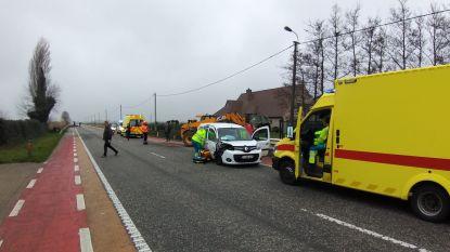 Nierpatiënten onderweg voor dialyse betrokken in ongeval