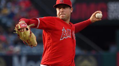 LA Angels-pitcher op 27-jarige leeftijd dood teruggevonden
