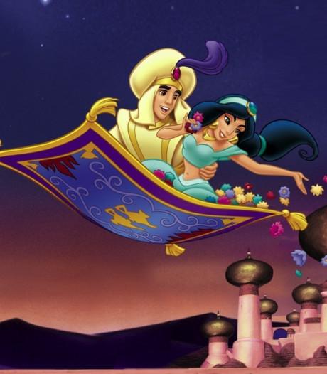 Musicalhit Aladdin in seizoen 2020-2021 in Circustheater te zien