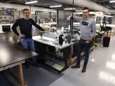 Nieuwe generatie zeilmakers bij Van der Sneppen maakt alles behalve scheepszeilen