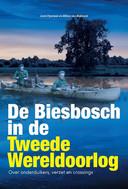 De voorkant van het boek 'De Biesbosch in de Tweede Wereldoorlog'.