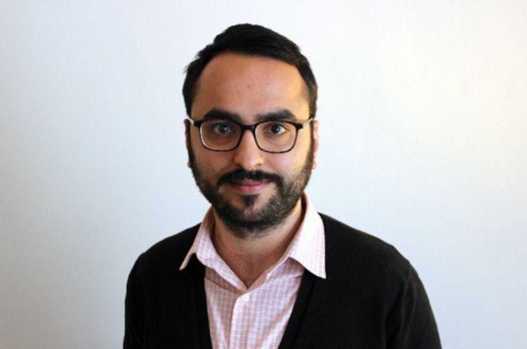 Socioloog Orhan Agirdag. Beeld rv