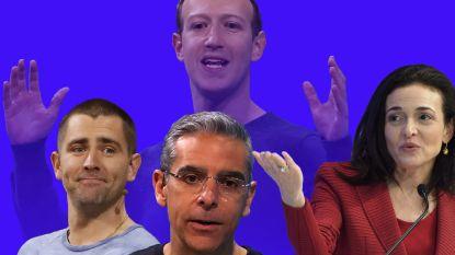 Reorganisatie bij Facebook: Mark Zuckerberg schuift flink met topposities