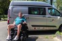 Het leven zal voor Karo zonder rolstoelbus flink veranderen. ,,Ik raak mijn vrijheid kwijt. De dingen die ik nu doe zijn mogelijk door eigen vervoer. En dat zijn de momenten die mij positiviteit brengen.''