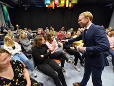 Burgemeester staat voor de klas: In Culemborg hoort iedereen erbij