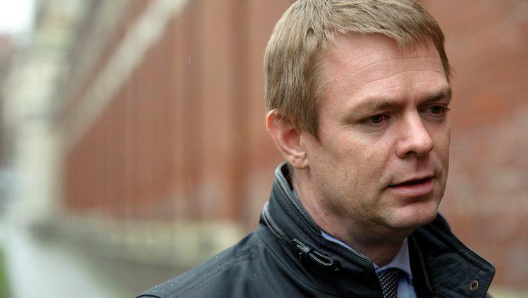 Staatssecretaris voor Ambtenarenzaken Hendrik Bogaert (CD&V). Beeld PHOTO_NEWS