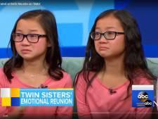 Séparées à la naissance, des jumelles se rencontrent pour la première fois