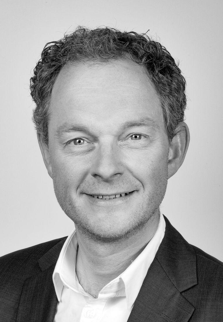 Dirk Bezemer Beeld Henk Koopman