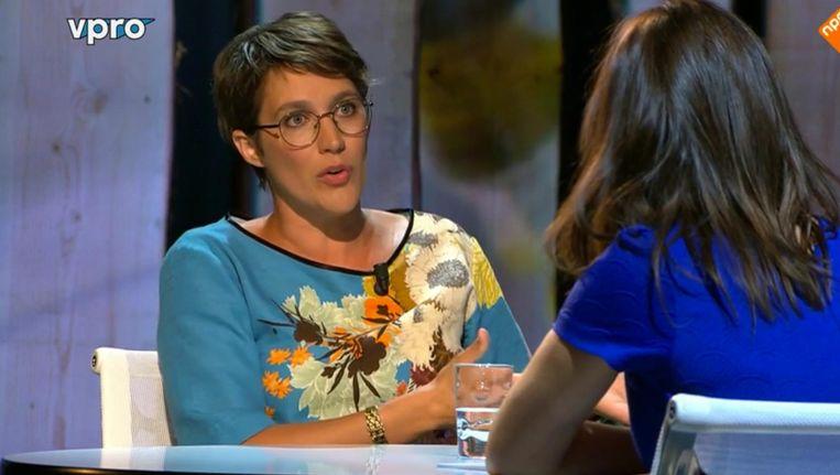 Rosanne Hertzberger Beeld VPRO
