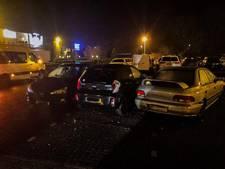 Gewonden bij ruzie grootste disco van Brabant, auto rijdt in op beveiliger