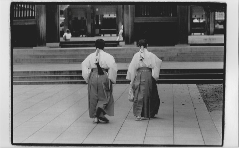 Japan, 2000. Beeld Phil Bloom