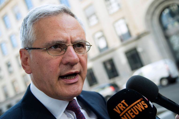 Vicepremier Kris Peeters (CD&V). Beeld Photo News