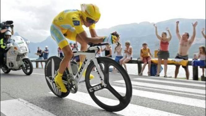Contador assomme le Tour