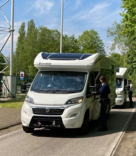"""Wegpolitie Oost-Vlaanderen organiseert infodag voor caravans en mobilhomes: """"Sensibiliseren om boetes te vermijden"""""""