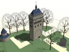 Eisen rijksdienst vertragen opknap Valkhofpark nog voor herbouw donjon