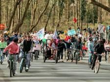 2.000 cyclistes ont roulé à Bruxelles pour défendre les libertés individuelles