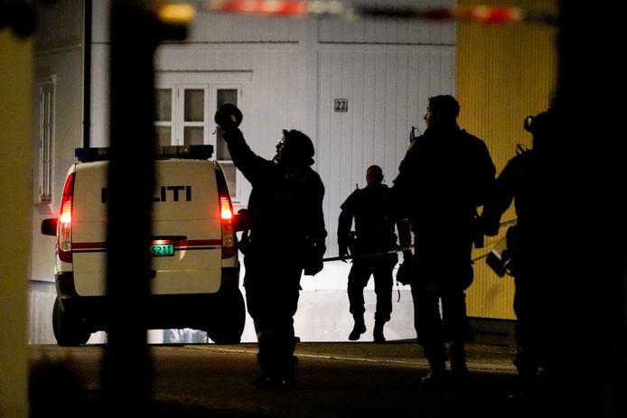 De politie gaat uit van een terreurdaad.