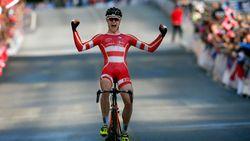 Julius Johansen wint mannenwegrit bij junioren, onfortuinlijke Belgen spelen geen rol van betekenis