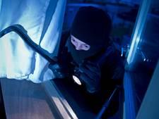 Vrouw schrikt wakker van geluiden in huis en betrapt inbreker in Steenbergen