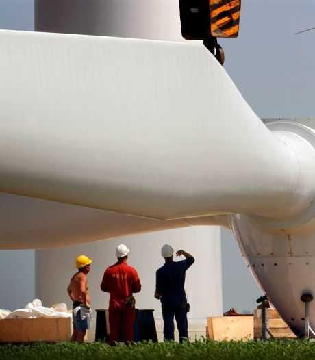 Te veel turbines, te weinig overleg. Windmolens in Zetten komen er voorlopig niet