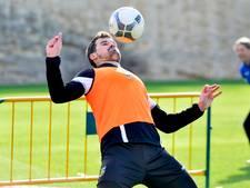 Velthuizen traint mee bij Vitesse