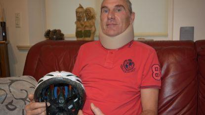 """Ex-profrenner jaar na ongeval nog niet pijnvrij: """"Uren recupereren na ritje"""""""