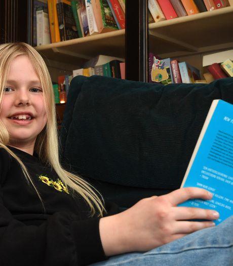 Ook Janna uit Sambeek heeft haar school gekozen, al was het 'even lastig' door corona