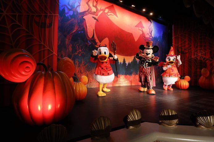Halloween à Disneyland Paris.
