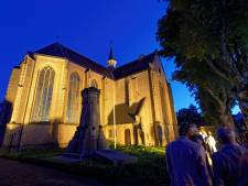 Protestante Laurentiuskerk in 't Ginneken voortaan stemmig verlicht