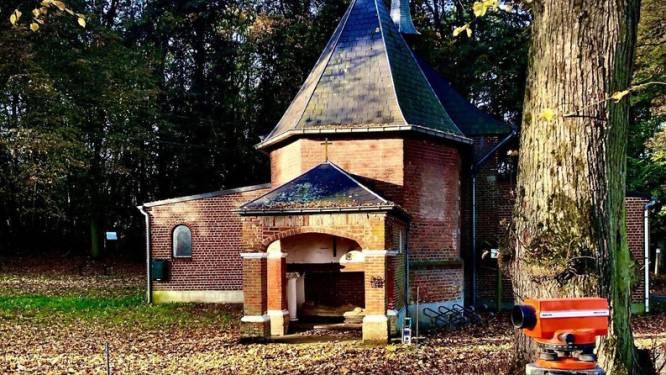 Site kapel Roeselberg krijgt opknapbeurt