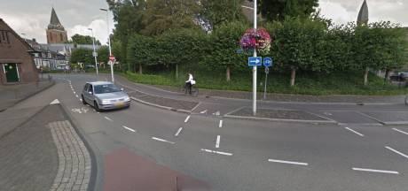 Blij met snelle verlegging fietsoversteek bij kruising Oranjestraat