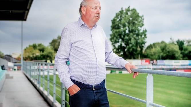 """Patrick Walgraeve (preses Sparta Petegem): """"We geven fans van Lokeren-Temse ruimte in onze staantribune"""""""