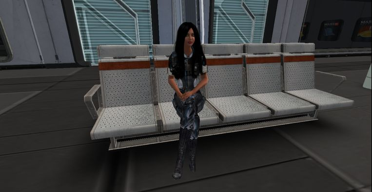 Een Second Life-avatar