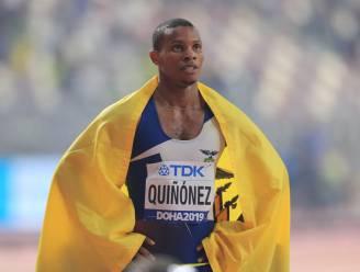 Ecuadoraanse sprinter Quinónez, bronzen medaillewinnaar op WK in Doha, op straat doodgeschoten