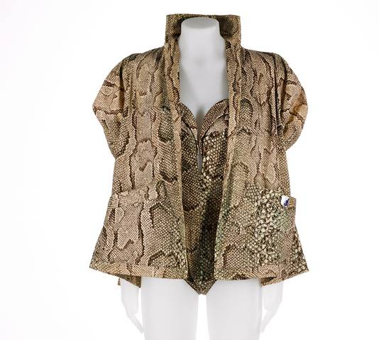 Badpak met bijpassend jasje, circa 1950-1960.