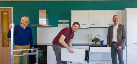 Huurders krijgen een nieuwe keuken en een goed verhaal om door te vertellen