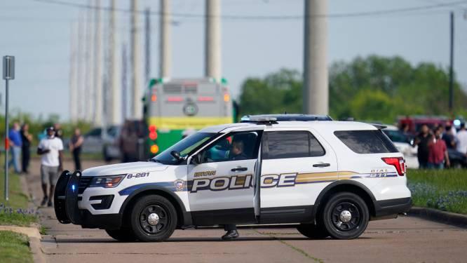 Twee agenten doodgeschoten in Texas, verdachte opgepakt