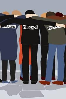 Eindhoven, Helmond en 7 andere gemeenten ten strijde als één gemeente