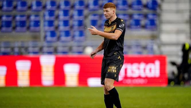 STVV-verdediger Caufriez komt met voet onder mes van grasmaaier terecht, seizoen zeker voorbij