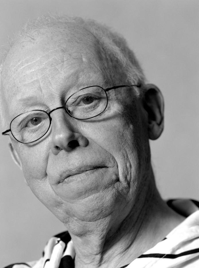 Reclameman Paul Mertz (78).
