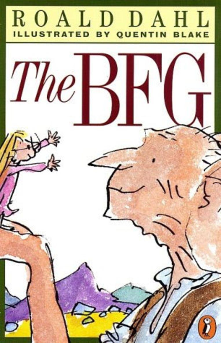 Roald Dahl's klassieke kinderverhaal van de GVR. Beeld kos
