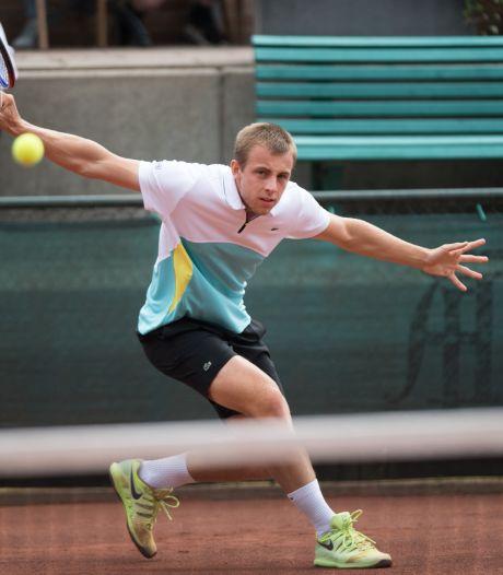 Succes voor coach Sluiter: Griekspoor wint toernooi in Praag
