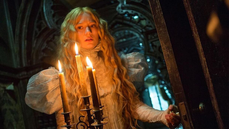 Mia Wasikowska in 'Crimson Peak' Beeld TMDB