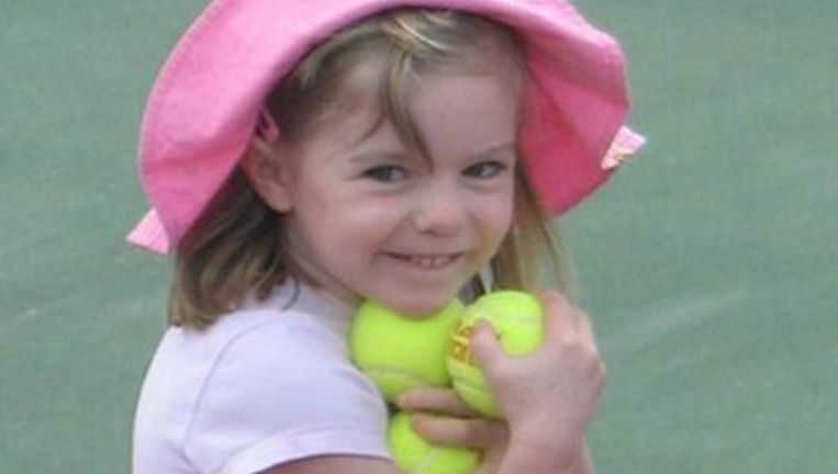 Maddie verdween op 3 mei 2007.