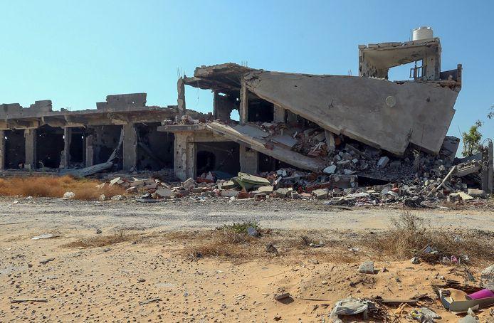 La Libye est engluée dans la guerre civile depuis la chute de Mouammar Kadhafi en 2011.